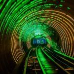 Les tunnels qui vont vous couper le souffle