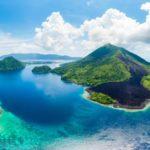 Regardez comment la nature donne vie à une nouvelle île