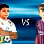 Thiago Messi vs Cristiano Ronaldo Jr - Qui a le meilleur style de vie