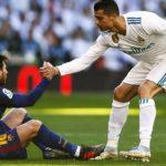 La première fois où Cristiano Ronaldo et Lionel Messi se sont rencontrés