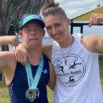Ironman : atteint de trisomie 21, il s'entraîne pour le triathlon