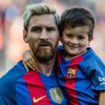 Thiago Messi, est-il le successeur de son père au Barca ?