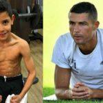 Comment vit Christiano Ronaldo Jr : Biographie, vie privée..