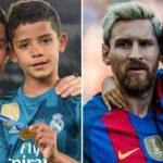 Thiago vs Cristiano jr, qui a le plus de chances de succéder son père ?