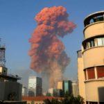 Urgent : Enorme explosion d'origine inconnue au Liban