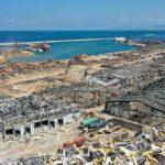 Explosion à Beyrouth: le président libanais n'exclut pas l'hypothèse d'un missile