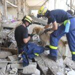 Explosion à Beyrouth: une fillette retrouvée vivante après 24 heures sous les décombres