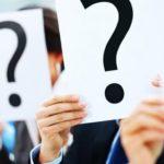 Des réponses pour les questions fréquemment posées