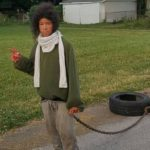 DeMarco Bailey s'entrainait avec des pneus, un jour il reçoit une surprise