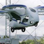 Le Japon révèle officiellement une voiture volante