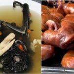 Les 10 plats les plus bizarres que vous trouverez en Chine et en Thaïlande