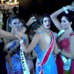 Les pires moments des miss filmés par la caméra