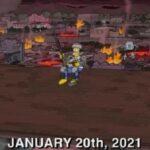 Les Simpson ont-ils prédit la fin du monde pour 2021 ?