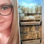 Une femme gagne une fortune en vendant son lait maternel sur internet