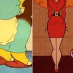 10 personnages de dessins animés dont vous n'étiez pas censé voir le visage