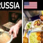 A quoi ressemblent les repas des prisons à travers le monde !