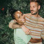 Matt Pokora et Christina Millian mariés à la mairie de Paris