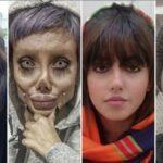 Zombie Angelina Jolie écope de 10 ans de prison pour ses photos virales