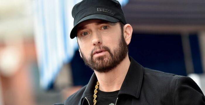 Eminem Est Le Plus Gros Vendeur De Disques Du Xxie Siècle