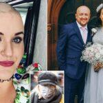 Une femme se rase la tête et simule un cancer pour avoir son mariage de rêve