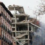 Espagne : forte explosion dans le centre de Madrid
