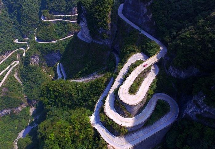 Les Pires Routes Et Les Plus Dangereuses Du Monde