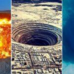 Les 10 trous les plus impressionnants de notre planète