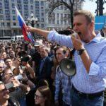 A Moscou, Alexeï Navalny condamné à trois ans et demi de prison ferme