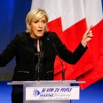 """""""L'hypothèse de ma victoire est plausible"""", dit Marine Le Pen"""