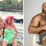 Le bodybuildeur qui avait épousé une poupée va se marier avec un poulet