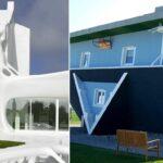 Les 12 maisons les plus ridicules et les plus insolites au monde