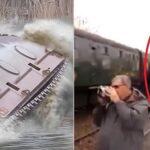 Les 13 personnes les plus chanceuses filmées par des caméras