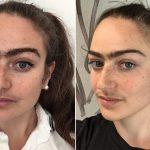Elle refuse de se raser la moustache et le monosourcil pour « filtrer » les mauvais rencards