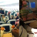 20 choses les plus intéressantes qui sont arrivées dans un avion