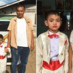 Des jumeaux de 5 ans ont été forcés de se marier pour rompre «une malédiction»