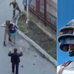 Des vrais Super Héros filmés par les caméras