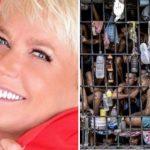 La star brésilienne, Xuxa, propose de tester les vaccins sur les prisonniers à la place des animaux