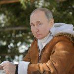 Vladimir Poutine élu « l'homme le plus sexy » de Russie