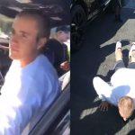 Justin Bieber tombe en panne dans le quartier d'un gang et se fait humilier