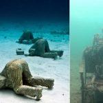 Les 10 choses les plus bizarres retrouvées sous l'eau
