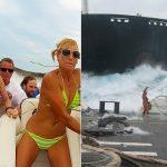 Vidéos : Les accidents de navires les plus spectaculaires