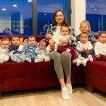 Cette femme de 23 ans a déjà 11 enfants et souhaite en avoir 100