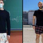 Espagne : des enseignants font leurs cours en jupe pour lutter contre l'homophobie