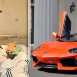 Un homme a failli mourir de faim dans l'espoir de recevoir une Lamborghini de Dieu