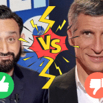 Votez ! Les meilleurs animateurs de télévision français