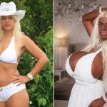 Martina Big, la femme avec les plus gros seins d'Europe, envisage de les agrandir