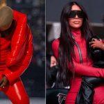 Kanye West pleure devant Kim Kardashian lors de la présentation de son album 'Donda'