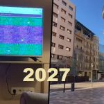 Un tiktokeur prétend être piégé en 2027, et montre des vidéos étranges