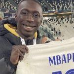 Kylian Mbappé a offert son maillot à Khaby Lame