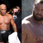 « La Montagne » de Game of Thrones souhaite affronter Mike Tyson